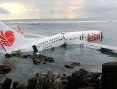 اندونيسيا توقف عمليات البحث عن جثث ركاب طائرة تحطمت فى البحر