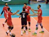 خسارة رجال الطائرة أمام  تونس فى نصف نهائى أفريقيا