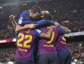 أخبار برشلونة اليوم عن تجنب الحسابات المعقدة ضد أيندهوفن بدورى الأبطال