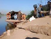 """لجنة معاينة """"المعديات"""" بالقليوبية: مرسى دمهنور شبرا غير صالح للاستخدام"""