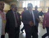 """""""تعليم جنوب سيناء"""": افتتاح مصنع """"الليد"""" بأبو زنيمة الشهر المقبل"""
