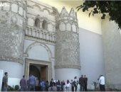 شاهد.. المتحف الوطنى بدمشق يعيد فتح أبوابه لأول مرة منذ سبع سنوات