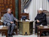 الإمام الأكبر: يجب استعادة الوعى لدى الجيل الحالى بأهمية نهر النيل