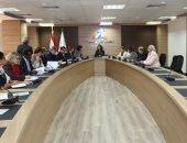 مايا مرسى لوفد البرلمان الأوربى: المرأة المصرية تعيش عصرها الذهبى