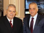 رئيس مجلس القضاء الفلسطينى يطلب تدريب قضاة بلاده بمحاكم مصر