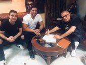 أحمد السبكي يتعاقد مع حسن الرداد على عمل سينمائى جديد
