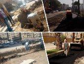 غلق شارع الهرم جزئيا بسبب أعمال المترو لمدة 3 أيام