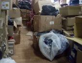 سقوط صاحبى مصنع ومطعم بحوزتهما 2 طن مخلات و700 كيلو لحوم فاسدة