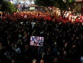 """الآلاف يتظاهرون فى البرازيل احتجاجا على فوز """"بولسونارو"""" بالرئاسة"""