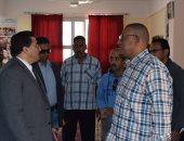 وكيل وزارة التربية والتعليم يتفقد أنشطة مركز الموهوبيـن بطور سيناء