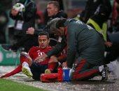 أخبار بايرن ميونخ اليوم عن غياب تياجو ألكانتارا عدة أسابيع للإصابة