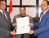 محافظ البحيرة يطالب جامعة دمنهور بدراسة معوقات المشروعات لعرضها على الرئيس