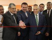وزيرا الإنتاج الحربى الكهرباء يفتتحان مصنع العدادات الذكية بطاقة 500 ألف عداد سنويا