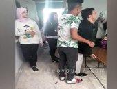 تداول فيديو لمجهولين يقتحمون فصل طالبات داخل مدرسة بالقليوبية ويهددونهن بالضرب