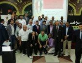 وزير الشباب والرياضة يلتقي أبناء الجالية المصرية في دبي