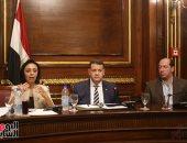 مايا مرسى تطالب بدعم تمثيل المرأه فى مجلس النواب القادم