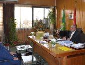 محافظ الإسماعيلية يناقش سبل تطوير العملية التعليمية مع وكيل الوزارة الجديد