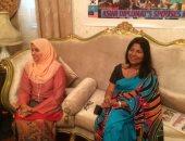 زوجات الدبلوماسيين الآسيويين فى مصر تعلن عن بازار خيرى فى 17 نوفمبر