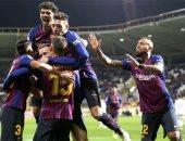 ميسي يقود هجوم برشلونة أمام إيندهوفن بدورى أبطال أوروبا