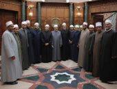 الإمام الأكبر يلتقى وعاظ الأزهر لتحفيزهم على بذل مزيد من الجهد بقوافل التوعية