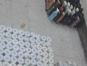 ضبط 1616 عبوة مستحضرات تجميل غير مسجلة بوزارة الصحة خلال حملة بالغردقة