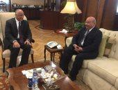 سفير الكويت بالقاهرة يشيد بالتعاون مع مصر فى القطاعات المالية والاقتصادية