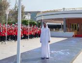 صور.. الشيخ محمد بن راشد يحتفل بيوم العلم