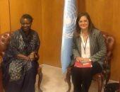 وزيرة التخطيط تلتقى مدير صندوق الأمم المتحدة للسكان لبحث سبل التعاون
