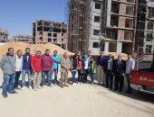 انطلاق الفوج الرابع من شباب جامعة عين شمس لزيارة مشروع سكن مصر بالقاهرة الجديدة