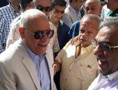 """صور.. محافظ بورسعيد يتابع مبادرة القضاء على """"فيروس سى"""""""