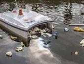 روبوت مائى لتنظيف المحيطات والتخلص من القمامة.. فيديو