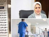 إنفوجراف.. تعرف على جهود الدولة لتطوير منظومة الصحة وأبرز النتائج الإيجابية