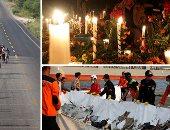 صور.. العالم هذا الصباح.. فرق الإنقاذ الإندونيسية تواصل انتشال متعلقات ضحايا الطائرة المنكوبة.. انطلاق فعاليات يوم الموتى فى المكسيك.. مئات المهاجرين من السلفادور يصلون جواتيمالا خلال فرارهم إلى أمريكا