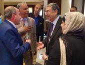 """وزير الكهرباء يتفقد """" تأمين الطاقة """" لمنتدى شباب العالم بشرم الشيخ"""