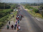 منظمة الهجرة الدولية: إعادة أكثر من 63 ألف مهاجر  إلى بلدانهم فى 2018