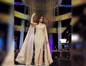 صور.. لطيفة عن حفلها بمهرجان الموسيقى العربية: كانت ليلة من أسعد الليالى