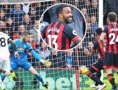 فيديو.. تعادل بورنموث ضد مانشستر يونايتد 1/1 فى الشوط الأول