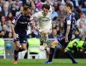 ريال مدريد يستعيد الانتصارات ويضرب بلد الوليد بثنائية فى الاختبار الأول لسولارى بالليجا.. فيديو