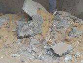 قارئ يطالب بإعادة رصف شوارع المنيل بعد تكسيرها لتركيب كابلات الكهرباء