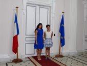 صور.. القنصلية الفرنسية عن ياسمين صبرى: روح جميلة ومخلصة للإسكندرية