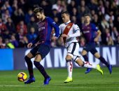 برشلونة يجس نبض منير الحدادى لتجديد عقده