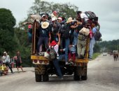 مصرع مهاجر وإصابة 12 آخرين فى حادث تصادم بمقدونيا الشمالية
