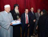 وزير التعليم العالى يتلقى تقريرًا حول احتفالات جامعة طنطا بانتصارات أكتوبر