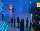 """هولندى يلتقط """"سيلفي"""" مع الرئيس السيسى بمنتدى شباب العالم"""
