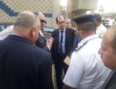 اجتماع لقيادات جامعة الأزهر ومحافظة القاهرة لتفادى تعرض الطلاب للمخاطر المرورية