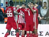 أولمبياكوس يصعق أريس سالونيكا فى الدوري اليونانى بتوقيع كوكا.. فيديو