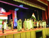 احتفالية فنية لطلاب الطلائع بقيادة الجيش الثالث الميدانى