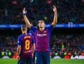 أخبار برشلونة اليوم عن تحدى سواريز فى دورى الأبطال بعد التألق بالليجا