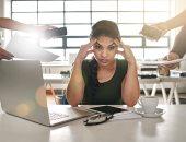 6 طرق سهلة لتخفيف التوتر والقلق فى العمل