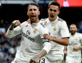راموس يسجل رقما قياسيا مع ريال مدريد بعد الفوز على بلزن